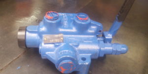 Hydraulic valve by Comercial Industrial Hydraulics