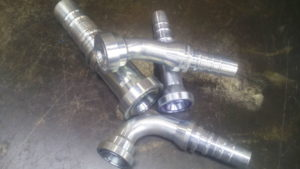 Hydraulic Fittings and Adaptors from Hydraulics