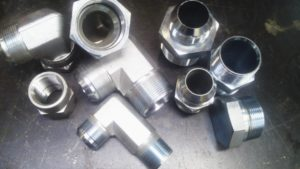 Hydraulic Fittings and Adaptors from Comercial Industrial Hydraulics
